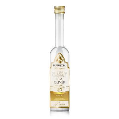 Irsai Olivér Szőlő<br>Classic Pálinka<br>0,04 Liter